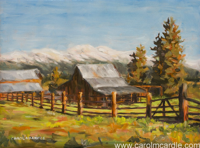Western Paintings Western Scenery Western Landscapes