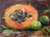 Papaya and Limes
