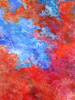 Red and Blue 40x30